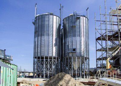 Planta de biodiesel de Olmedo. Valladolid (España)