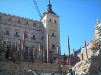 Nueva Sede del Museo del Ejército. Alcázar de Toledo (España)