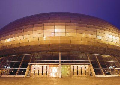 Palacio de los Deportes. Santander (España)